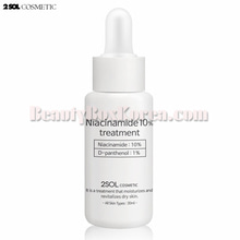 2SOL Niacinamide Treatment 10% 30ml