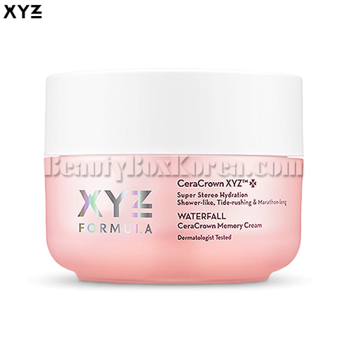 XYZ Waterfall Cera Crown Memory Cream 50ml