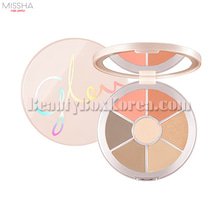 MISSHA Glow2 Color Filter Face Palette 14.1g