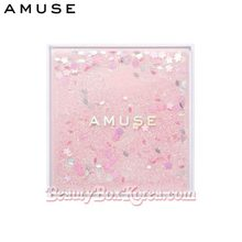 AMUSE Blossom Palette 9g,Beauty Box Korea