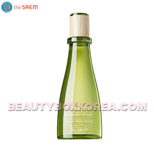 THE SAEM Urban Eco Harakeke Fresh Toner 180ml,THE SAEM