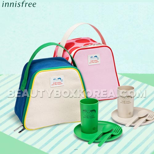 INNISFREE Play Green Picnic Pack 9items