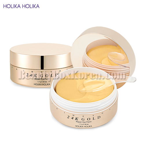 HOLIKA HOLIKA Prime Youth 24K Gold Repair Eye Patch 50ea 85g