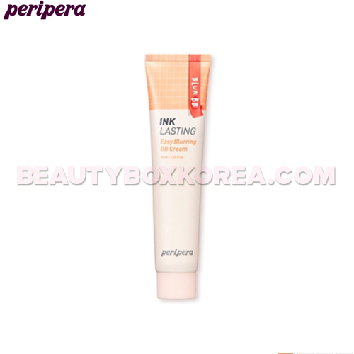 PERIPERA Inklasting Easy Blurring BB Cream 40ml