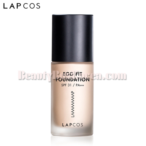 LAPCOS Egg Fit Foundation SPF 31 PA++ 30ml,LAP