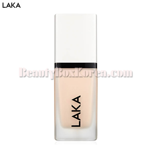 LAKA Thin Stealer UV Foundation SPF45 PA++ 30ml