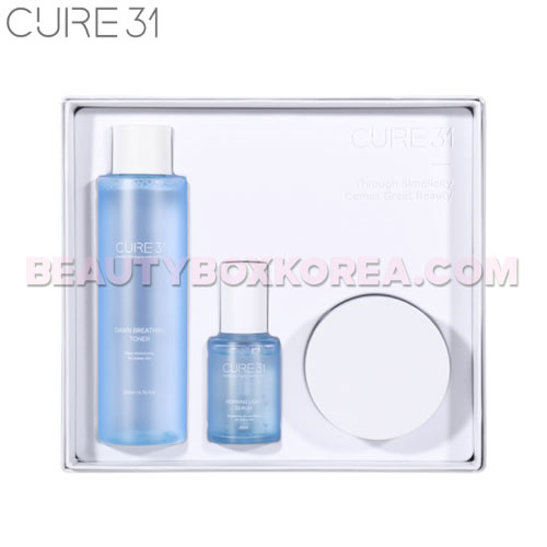 CURE31 Lupin Care Set 3items