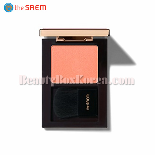 THE SAEM Eco Soul Luxe Blusher 6g