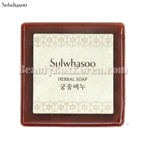 [mini]SULWHASOO Herbal Soap 50g