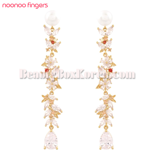 NOONOO FINGERS Fall in Love Earrings 1ea