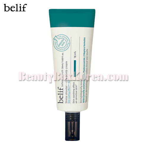 BELIF Stress Shooter Cica Bomb Cream 50ml