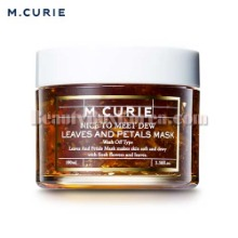 M.CURIE Leaves And Petals Mask 100ml