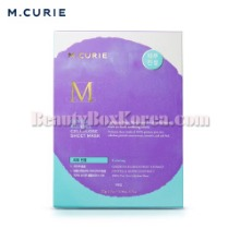 M.CURIE Gentle Balance Cellulose Sheet Mask 25g*7ea