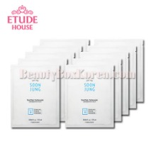 ETUDE HOUSE Soon Jung Panthensoside Sheet Mask 25ml*10ea