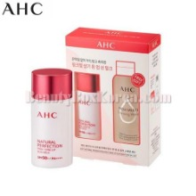 AHC Natural Perfection Pink Tone Up Sun Milk Special Set 2items,AHC