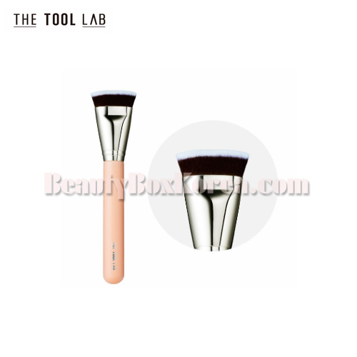 THE TOOL LAB 101 Multitasker Foundation brush 1ea,THE TOOL LAB