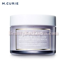 M.CURIE Mud And Seeds Mask 100ml