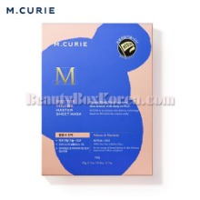 M.CURIE Feel The Volume Master Sheet Mask 25g*7ea