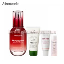 MAMONDE Red Energy Recovery Serum Special Set 4items