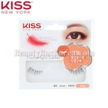 KISS NEW YORK Featherlight Lashes 1ea