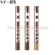 VT X BTS Stay It Eyebrow Duo 0.2g+2.5ml