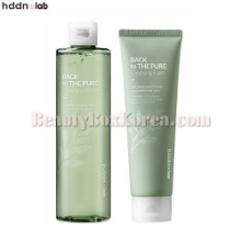 SNP HDDN LAB Back To The Pure Cleansing Set 2items
