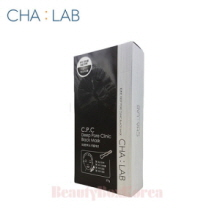 CHA:LAB C.P.C Deep Pore Clinic Black Mask 27g, CHA:LAB