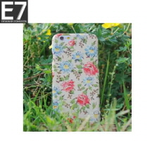 E7 Rose Soft Tough Phonecase, E7