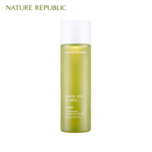 NATURE REPUBLIC White Vita Floral Toner 150ml, NATURE REPUBLIC