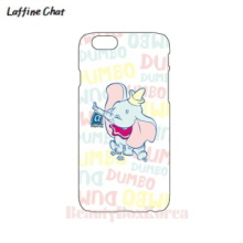 RAFFINE CHAT Dumbo Calli Pattern Hard Phonecase,Beauty Box Korea