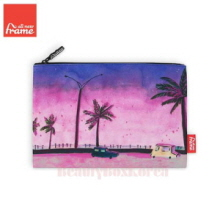 ALL NEW FRAME Sunset Pouch 1ea,Beauty Box Korea