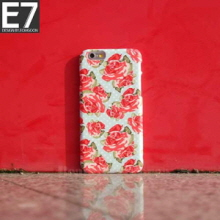 E7 Rose Vintage Hard Phonecase, E7