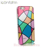 ICONFARM 4Items Amone Crystal Hard Phone Case,ICONFARM ,Beauty Box Korea