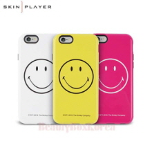 SKIN PLAYER 3Items Smiley Protect Phone Case,SKIN PLAYER,Beauty Box Korea