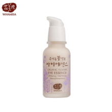 WHAMISA Organic Flowers Eye Essence 40ml, WHAMISA