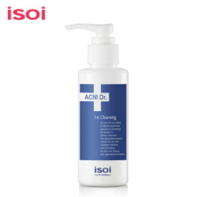 ISOI ACNI Dr. 1st Cleansing 130ml, ISOI