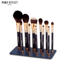 PONY EFFECT Metal Brush Plate, PONY EFFECT