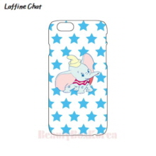 RAFFINE CHAT Dumbo Star Pattern Hard Phonecase