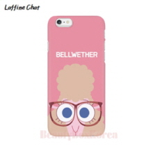 RAFFINE CHAT Zootopia Bellwether Hard Phonecase,Beauty Box Korea