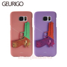GEURIGO 2Items Pistol Hard Phone Case,Beauty Box Korea