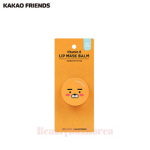 KAKAO FRIENDS On The Body Lip Mask Balm 5g 1ea,LG HOUSEHOLD & HEALTH CARE Ltd.,Beauty Box Korea