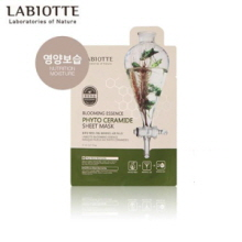 LABIOTTE Blooming Essence Phyto Sheet mask 21ml, LABIOTTE