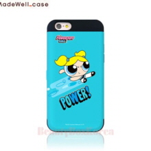 MADEWELL-CASE Power Puff Girls Card Bumper Phone Case Bubble,Beauty Box Korea