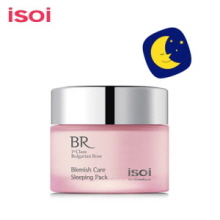 ISOI Bulgarian Rose Blemish Care Sleeping Pack 50ml, ISOI
