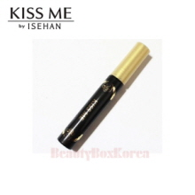 KISSME Heroine Make Long & Curl Mascara Easy Cleansing 6g, KISS ME