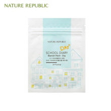 NATURE REPUBLIC School Diary Blemish Patch Day 24p, NATURE REPUBLIC