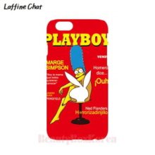 RAFFINE CHAT Simpson Playboy Red Hard Phonecase, RAFFINE CHAT