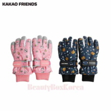 KAKAO FRIENDS Junior Keeping Warm Pattern Gloves 1ea