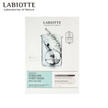 LABIOTTE Marry Eco Pore Care Sheet Mask With Tea Tree 22ml, LABIOTTE