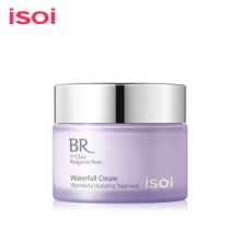 ISOI Bulgarian Rose Waterfull Cream 50ml, ISOI